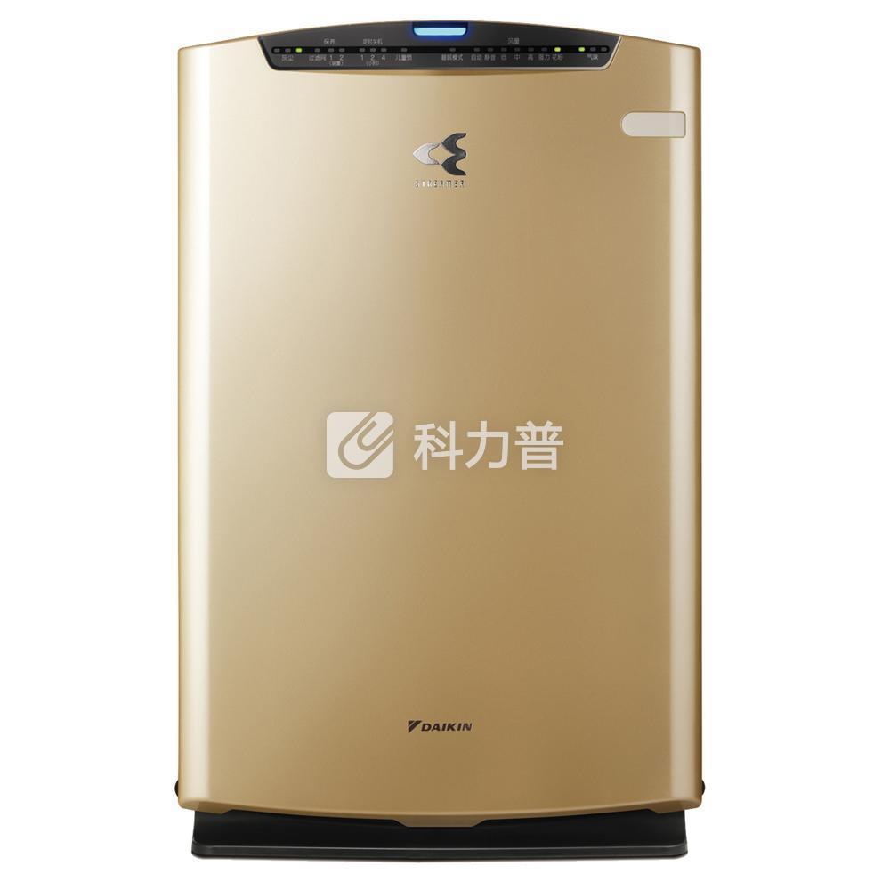 大金 DAIKIN 空气净化器 MC71NV2C-N (金色)