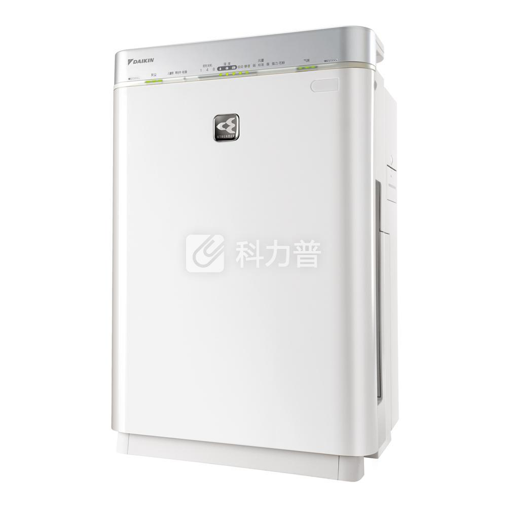 大金 DAIKIN 空气净化器 MCK57LMV2-W (经典白)