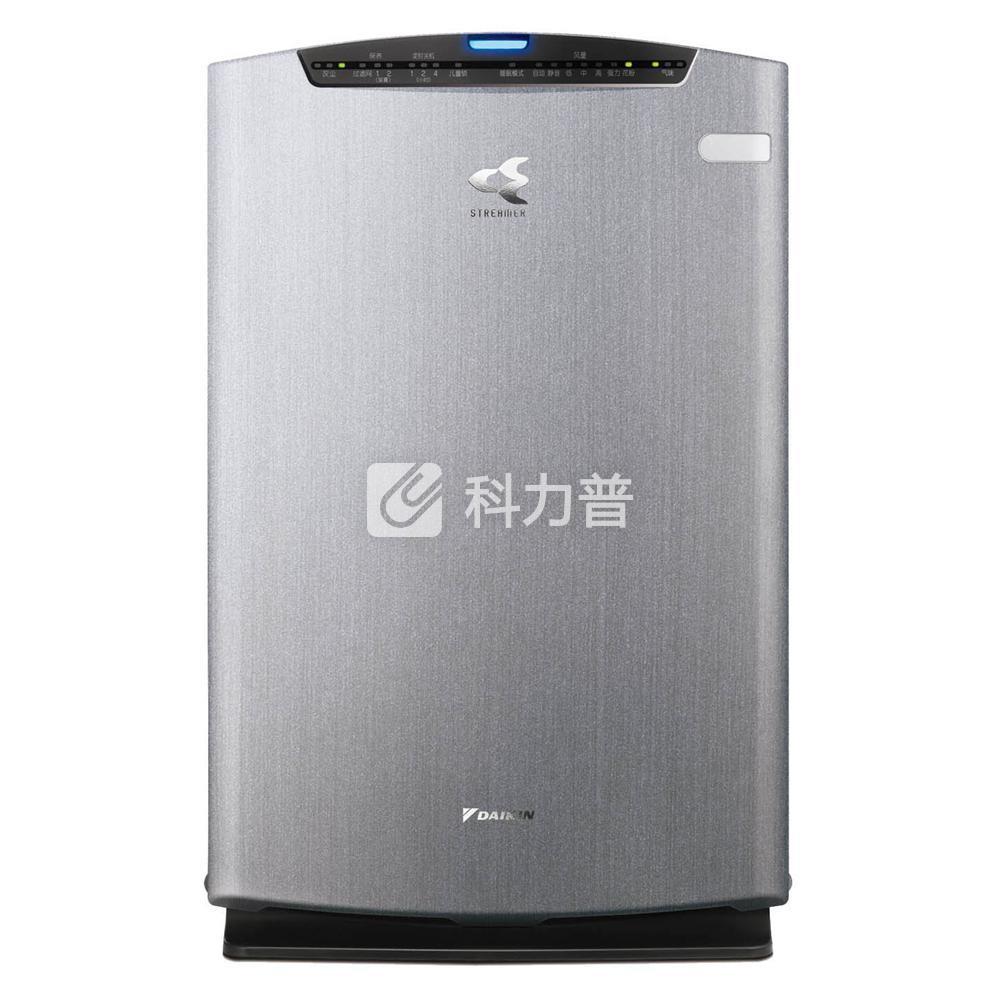 大金 DAIKIN 空气净化器 MC71NV2C-S (银色)