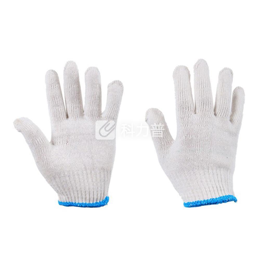 国产 经济型本白纱手套 500g 12副/打