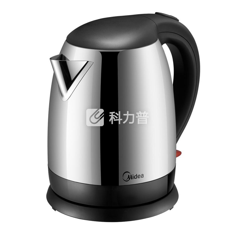 美的 Midea 12S03E1C 不锈钢电水壶 1.2L