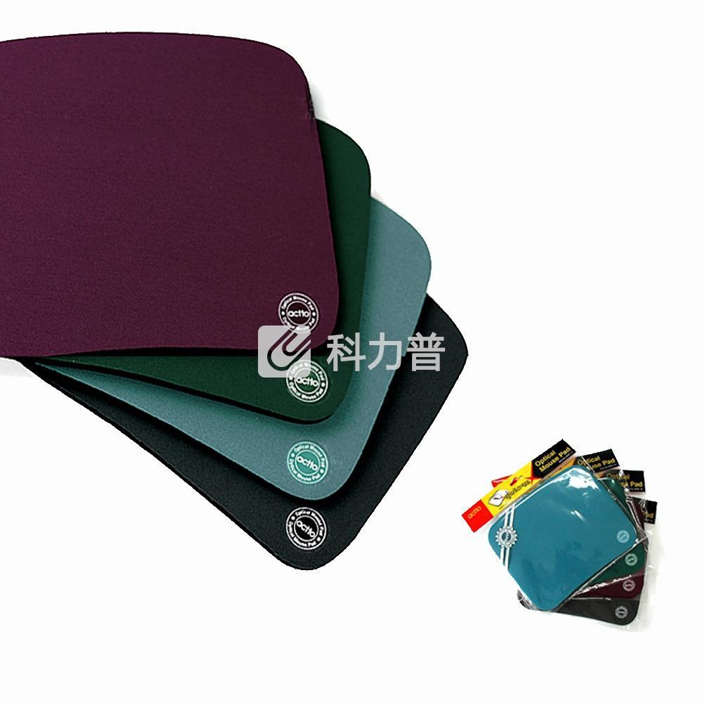 安尚 actto 光电鼠标垫MSP-20 大号283*223(绿色)