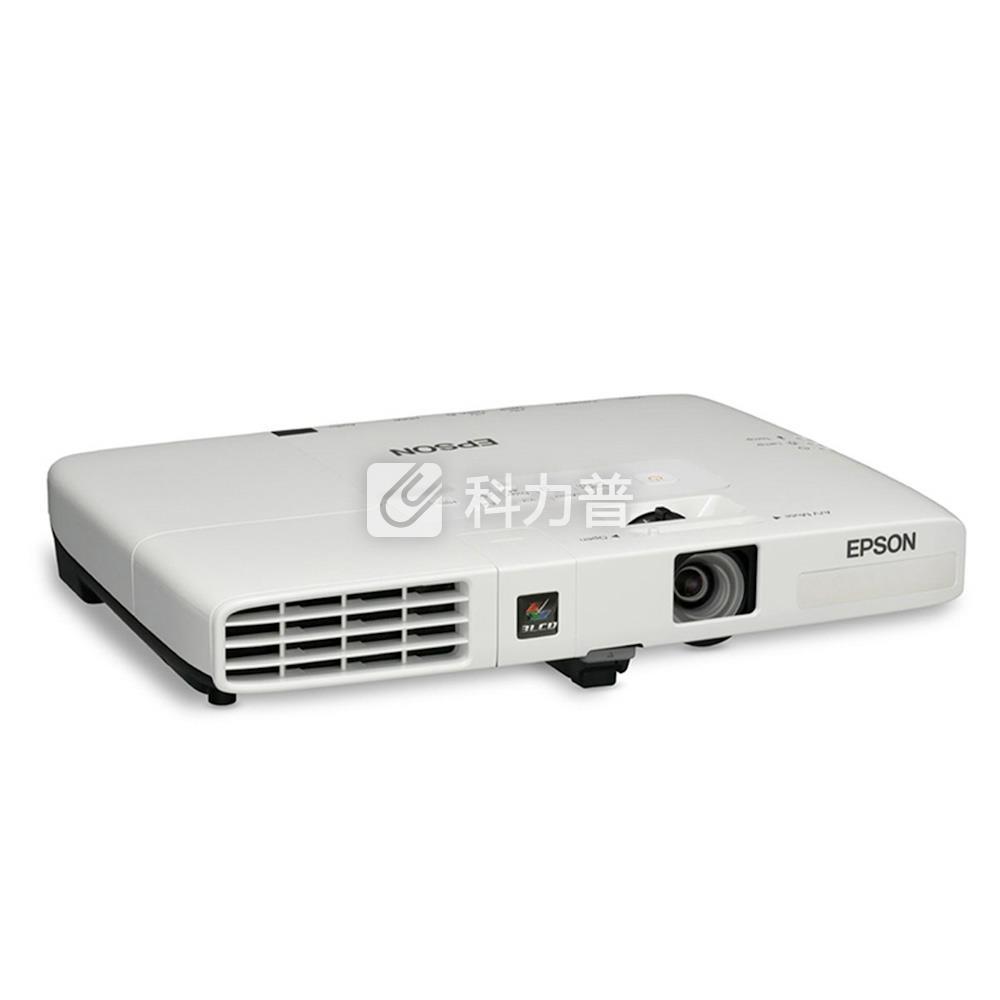爱普生 EPSON 便携投影机 EB-C261M(2600/XGA/2000:1)