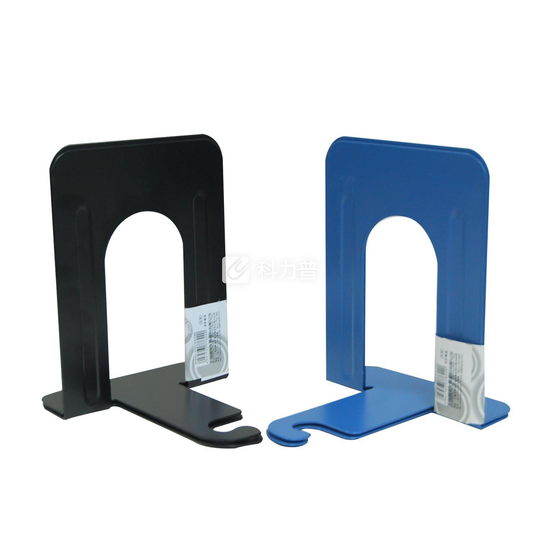 晨光 M&G 办公书立 ABS91706 6寸 (蓝、黑;颜色随机)