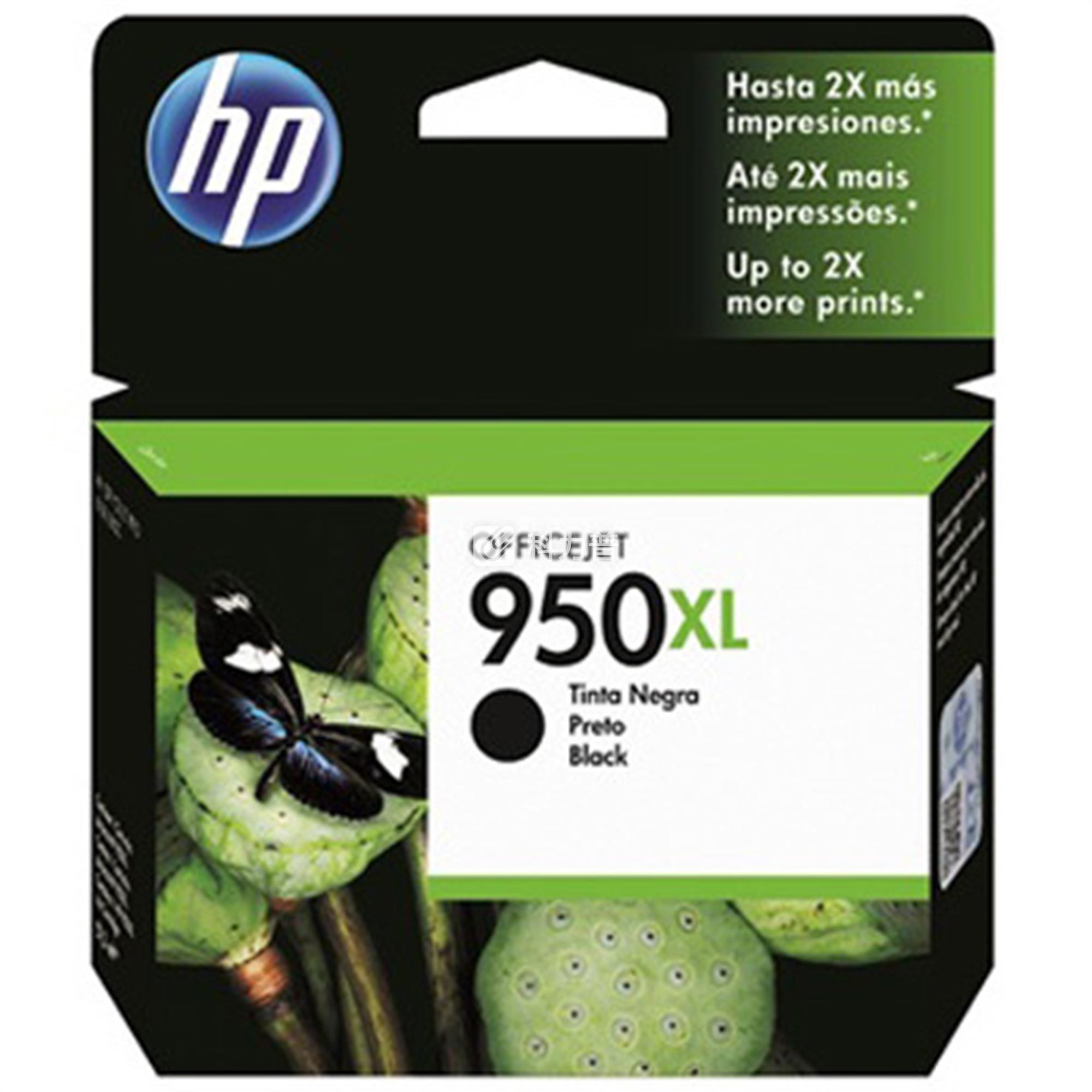 惠普 HP 大容量墨盒 CN045AA 950XL (黑色)
