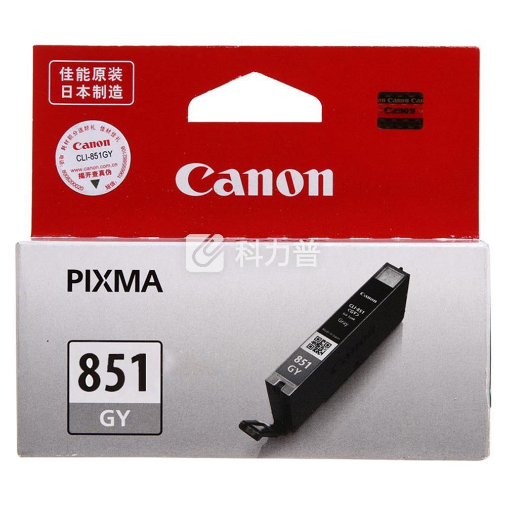 佳能 Canon 墨盒 CLI-851GY (灰色)