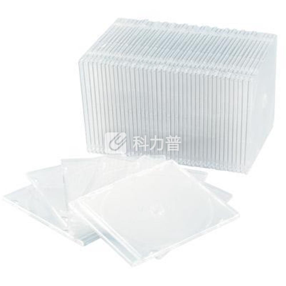 国产 方形光盘盒 厚度5mm 50片/包