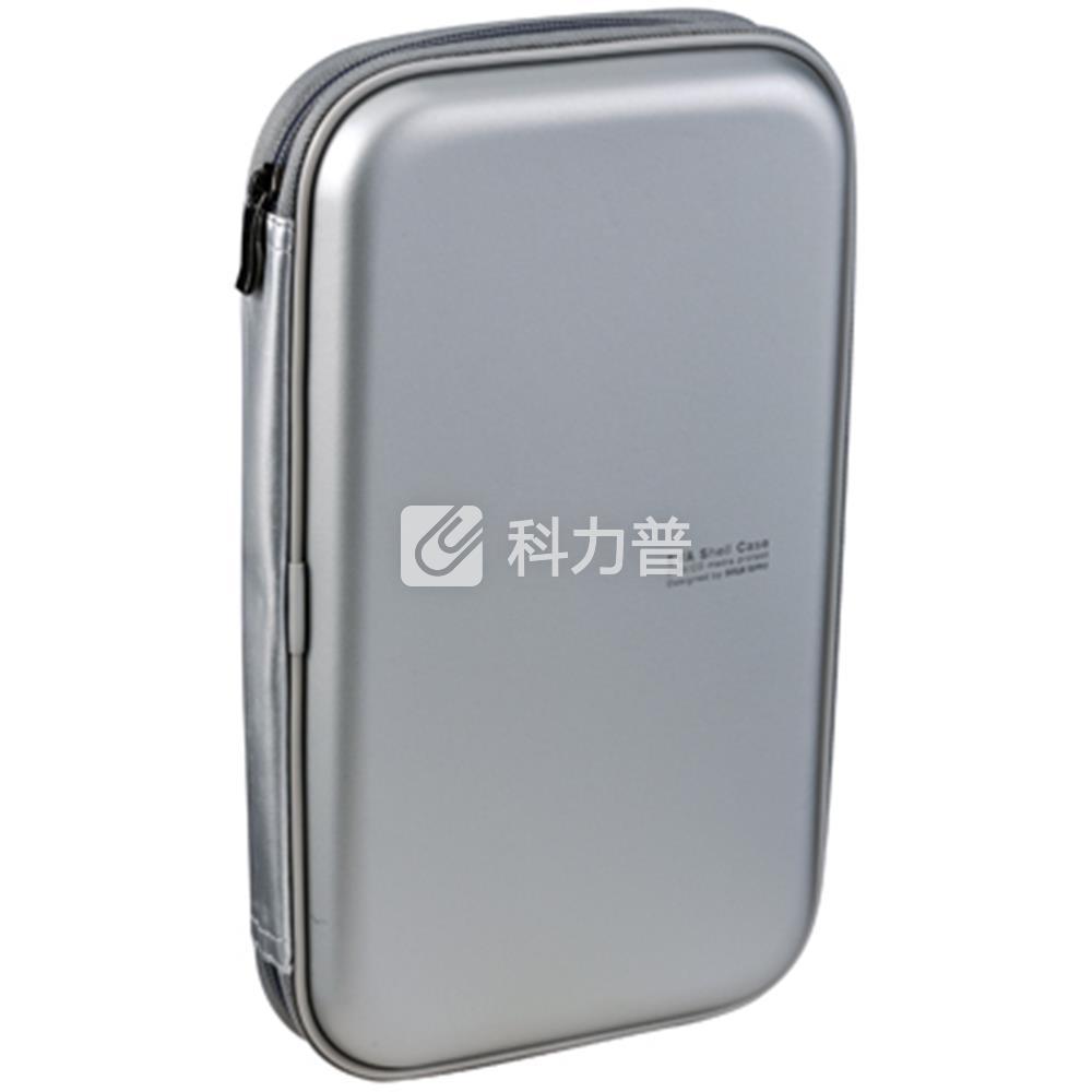 山业 SANWA 光盘包 FCD-SH48SV 48片装(银色)