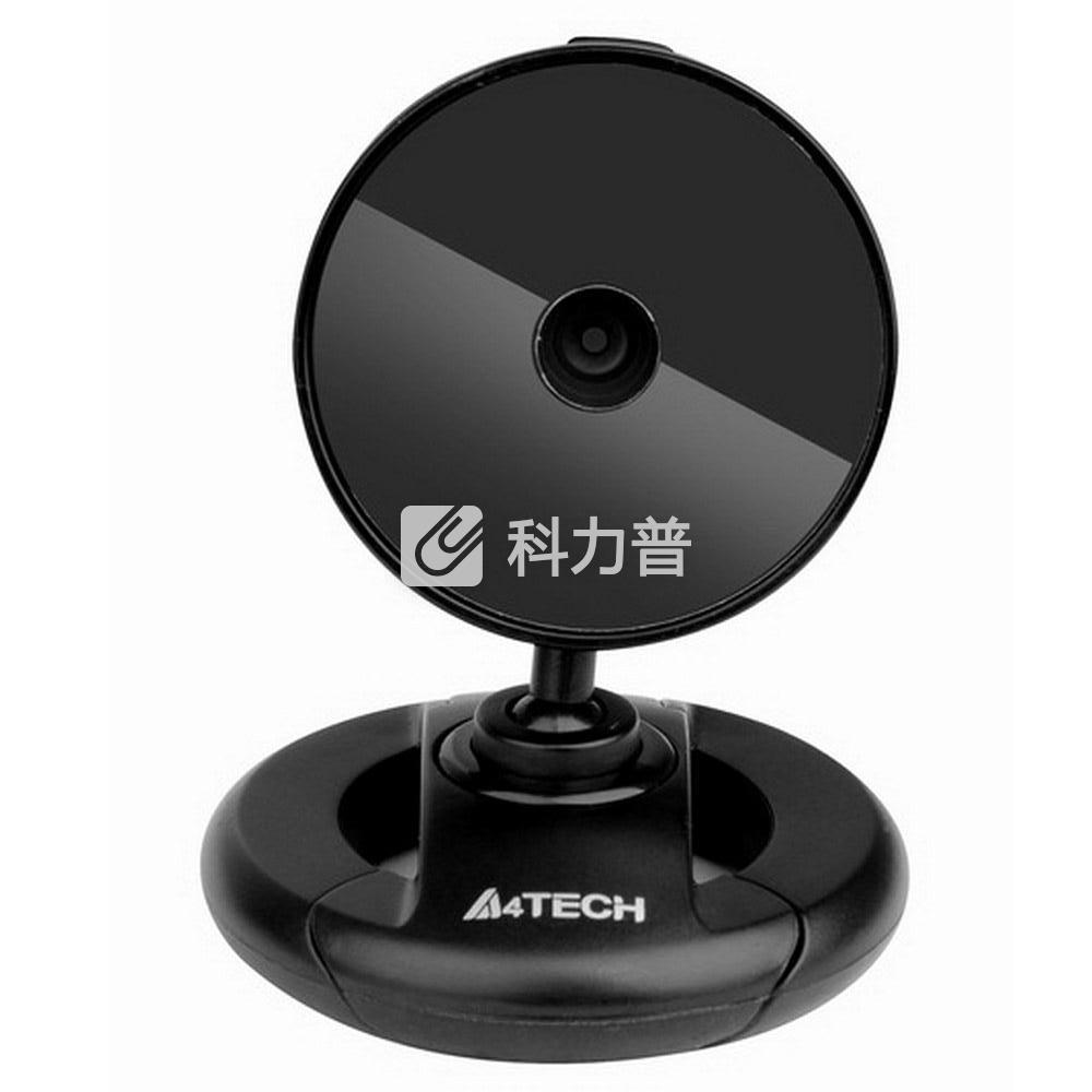 双飞燕 A4tech 摄像头 PK-520F (黑色)