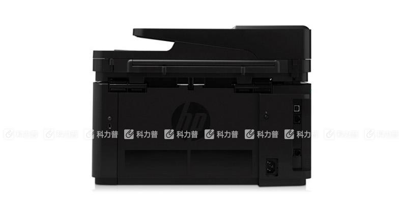 惠普 HP 黑白激光多功能一体机 LaserJet Pro MFP M128fw