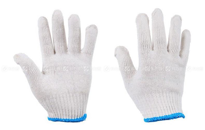 國產 經濟型本白紗手套 500g 12副/打