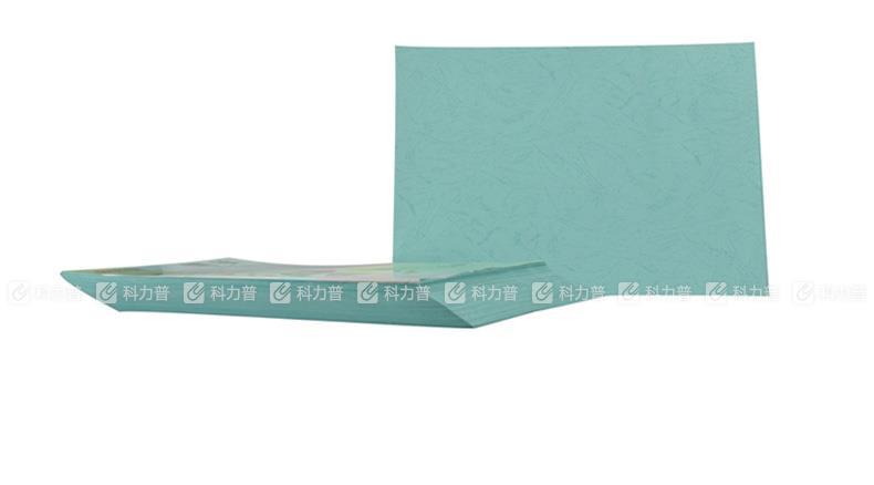 傳美 封面紙 云彩紙 天藍