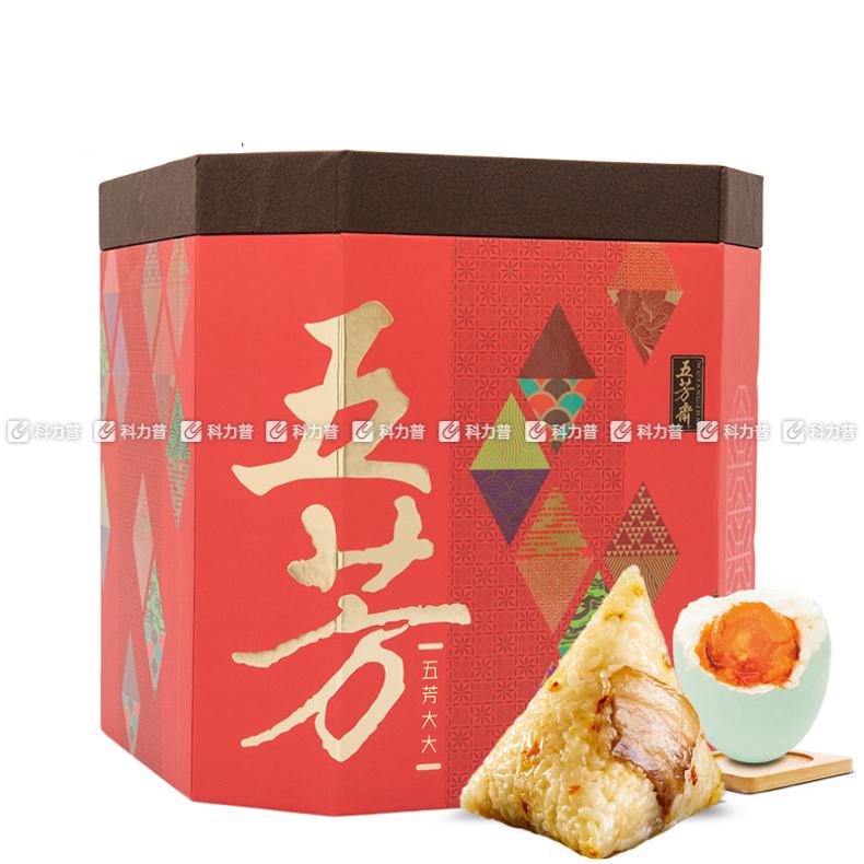 五芳齋 大大粽子禮盒 1710g 內含2品