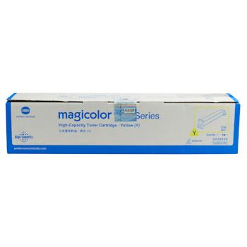 柯尼卡美能达 KONICA MINOLTA 高容量碳粉盒 8938638 mc7400系列 12K (黄色)