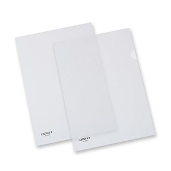 远生 Usign 透明二页文件套 US-E310 A4 (白色) 60个/包