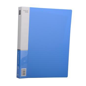 晨光 M&G 资料册 ADM94631A A4 40页 (蓝色)