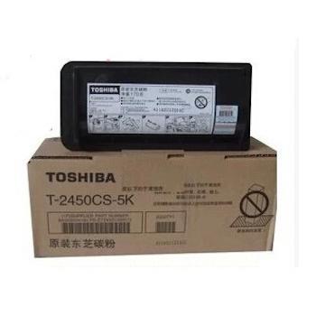 东芝 TOSHIBA 碳粉 T-2450CS-5K (黑色)