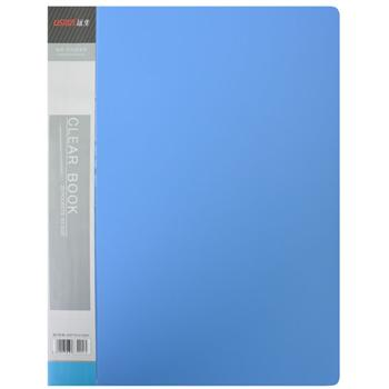 远生 Usign 资料册 US-60A A4 60页 (蓝色) 15个/箱