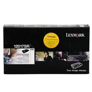 利盟 LEXMARK 墨粉 12017SR (黑色) 适用于E120