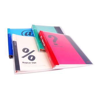 晨光 M&G 活页本 符号系列 APY8C118 B5 (混色) 60页/本 (颜色随机)