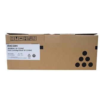 理光 RICOH 墨粉盒 SP C310HC (黑色)