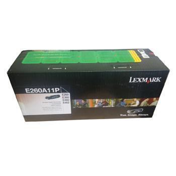 利盟 LEXMARK 墨粉 E260A11P (黑色)