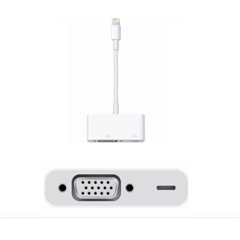 苹果 Apple VGA转接适配器 Lightning to VGA MD825FE/A