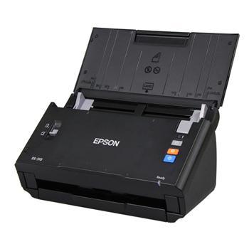 爱普生 EPSON A4馈纸式高速彩色文档扫描仪 DS-510