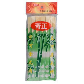 奇正 一次性高级竹筷 HD-004 20双/包