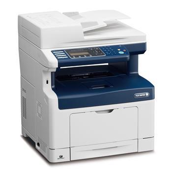 富士施乐 FUJI XEROX A4黑白激光一体机 DocuPrint M355df (打印、复印、扫描、传真)