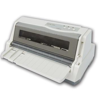 富士通 FUJITSU 80列平推式针式打印机 DPK750