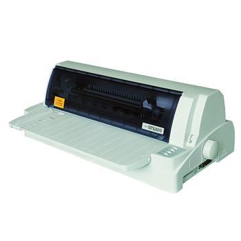 富士通 FUJITSU 106列平推式针式打印机 DPK800