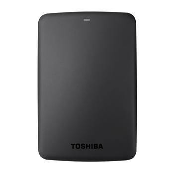 东芝 TOSHIBA 移动硬盘 HDTB310AK3AA 1TB 新黑甲虫 2.5英寸 USB3.0