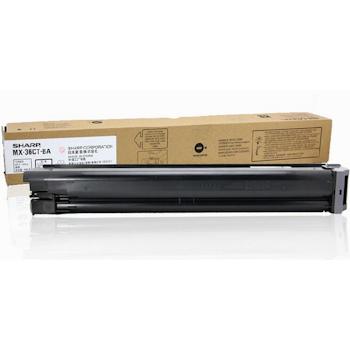 夏普 SHARP 墨粉 MX-36CT-BA (黑色) 适用于MX-2618NC/3118NC/3618NC