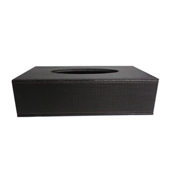 滋仁 织感pu面巾纸盒 24.3*12.2*6.8cm (仅限上海可售)