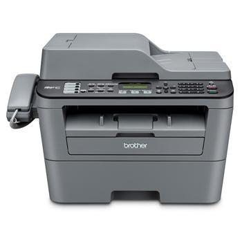 兄弟 brother 黑白激光多功能一体机 MFC-7380 (打印、复印、扫描、传真)