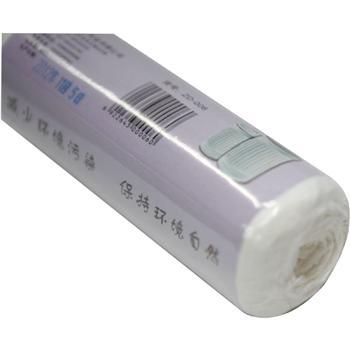 滋仁 透明垃圾袋 50*60cm (白色) 30只/卷 100卷/箱