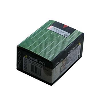 利盟 LEXMARK 墨粉盒 C540H1YG (黄色)