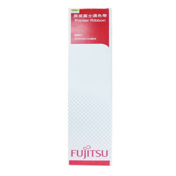 富士通 FUJITSU 色带框/色带架 FR200B/DPK200/210 (黑色)