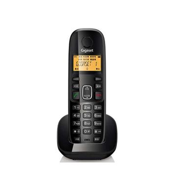 集怡嘉 数字无绳电话机子机 A18H (黑色)
