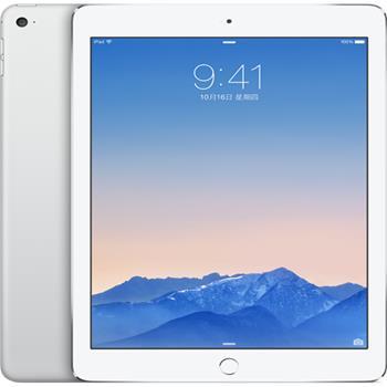 苹果 Apple 平板电脑 iPad Air 2 MGKM2CH/A 9.7英寸 64G WiFi版 (银色)