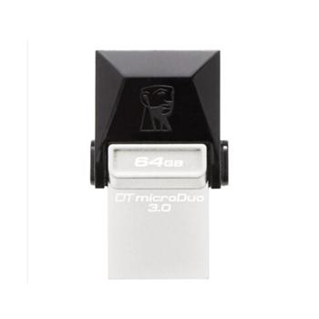 金士顿 Kingston U盘 DTDUO3 64GB OTG 手机microUSB和USB3.0双接口