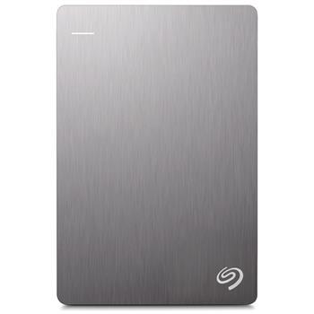 希捷 Seagate 移动硬盘 STDR2000301 2TB (钛金灰) BackupPlus睿品 2.5英寸USB3.0