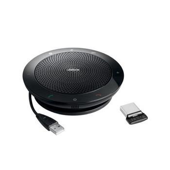 捷波朗 Jabra 免提会议扬声器 SPEAK 510+ MS (黑色) 微软版