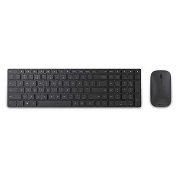 微软 Microsoft 蓝牙键鼠套装 Designer (黑色)
