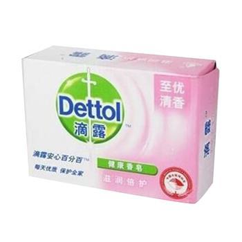 滴露 Dettol 至优清香香皂 115g/块 (滋润倍护)