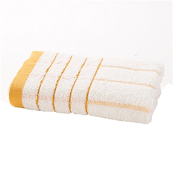 洁丽雅 grace 淡雅条纹纯棉毛巾 6949 76*34cm