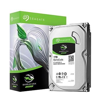 希捷 Seagate 台式机硬盘 ST1000DM010 1TB7200转64MSATA3