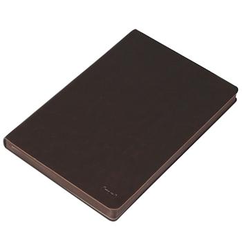 前通 fornt 商务 软面皮本 D66-A501 A5 (棕色) 154页/本
