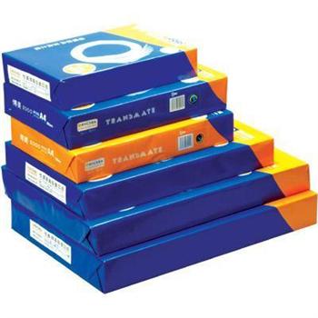 传美 TRANSMATE 2000 复印纸 B4 70g 500张/包 5包/箱 整箱起订